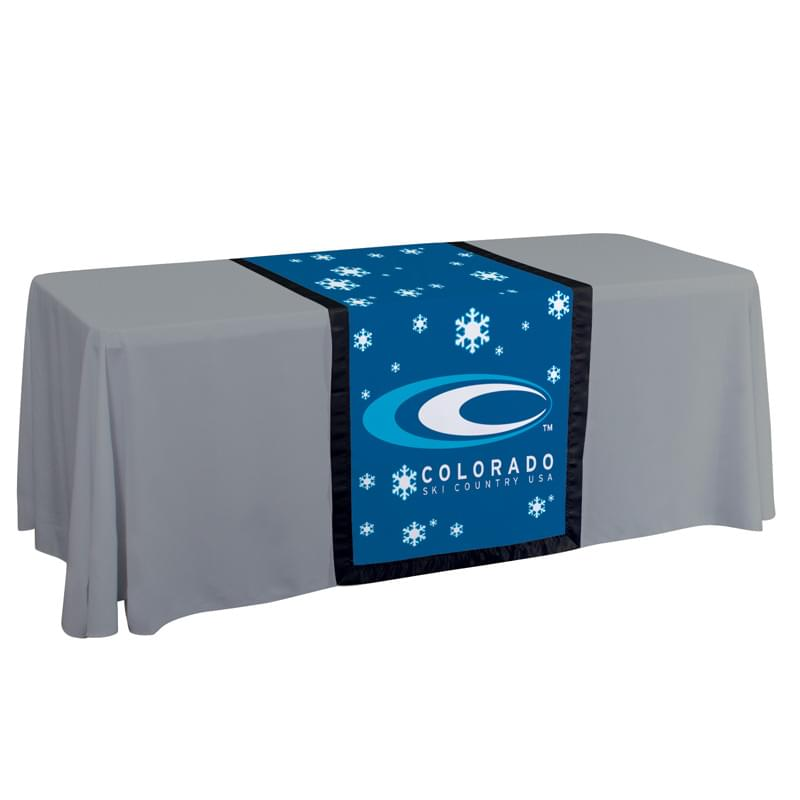 "28"" Accent Table Runner (Dye Sublimation)"