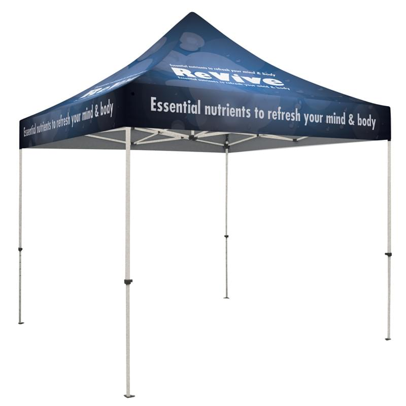 Standard 10' Tent Kit (Full-Bleed Dye Sublimation)