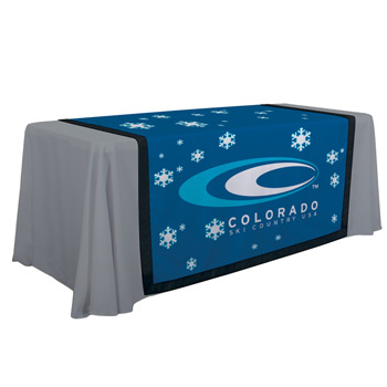 "57"" Accent Table Runner (Dye Sublimation)"