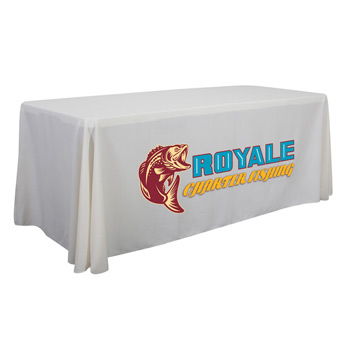 6' Economy Throw (Dye Sublimation, Front Only)
