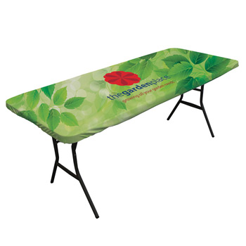 6' Ultrafit Table Topper Full Color Full Bleed