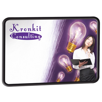 "11"" x 14"" Brilliant Board (Black PVC)"
