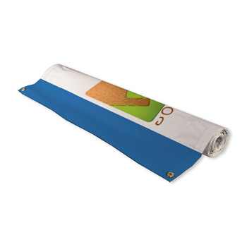 "32"" x 72"" Tripod Banner Display Replacement Graphic"