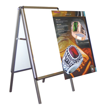 Snap A-Frame Replacement Sign Insert