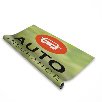 "24"" Stratus Retractor Banner (No-Curl Hybrid Film)"