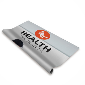 "48"" Stratus Retractor Banner (No-Curl Hybrid Film)"