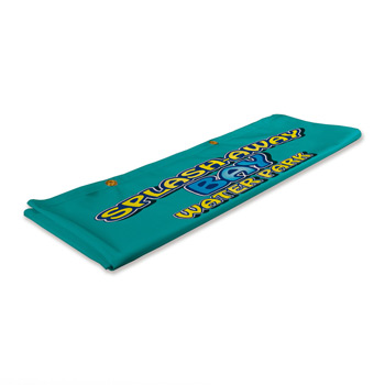 Giant Outdoor Flag Replacement Banner - Single-Sided