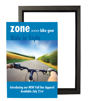 "24"" x 36"" Top-Load Frame Graphic Insert"