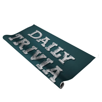 "31.5"" Economy Plus Retractor Replacement Banner (Dry-Erase Media)"