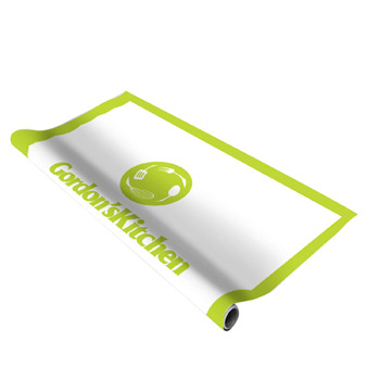 "46.5"" Deluxe Pro Retractor Banner (Dry-Erase Media)"