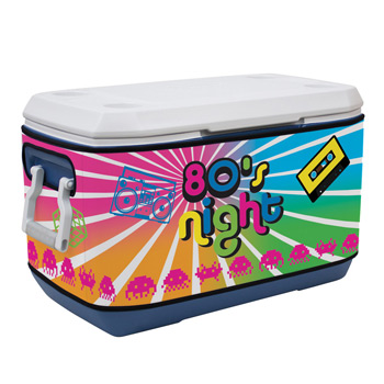 70-Quart Cooler with Rappz Cover
