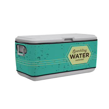 100 quart cooler Rappz Kit