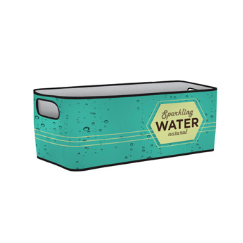 100 quart cooler Rappz Replacement Graphic
