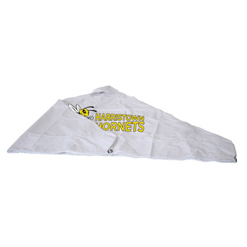 10' Tent Vented Canopy (Full-Color Imprint, 1 Location)