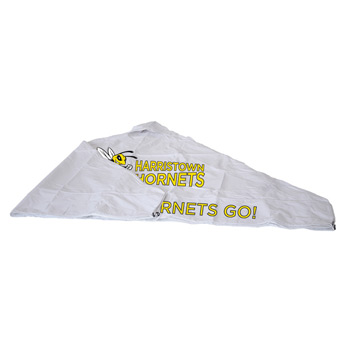 10' Tent Vented Canopy (Full-Color Imprint, 2 Locations)