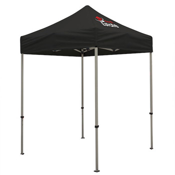 Deluxe 6' Tent Kit (Full-Color Imprint, 1 Location)