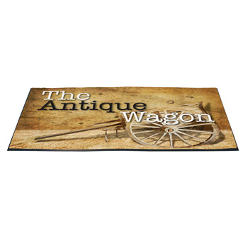 3' x 5' Indoor Floor Hugger Mat