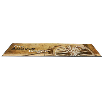 3' x 10' Indoor Floor Hugger Mat