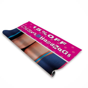XChange Retractor Banner (No-Curl Hybrid Film)