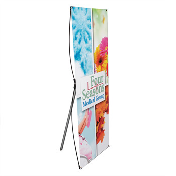 "Euro-X Banner Display Kit (31.5"" x 70"")"