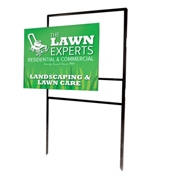 "24"" x 18"" Easy Slide Angle Signboard (Double-Sided)"