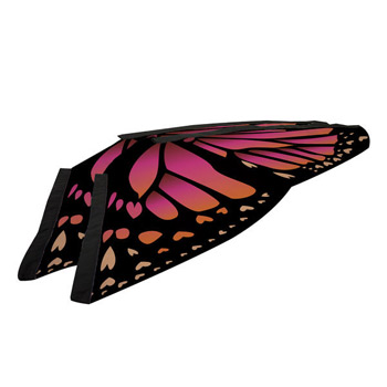Backpack Butterfly Replacement Banner